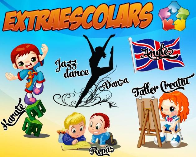Extraescolars 2014-15